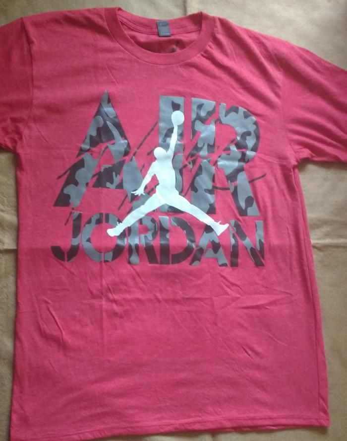 5b211cd2c77fe Playera Air Jordan Nueva (Sin etiqueta)   110 Playera Michael Jordan  Modelo  Air