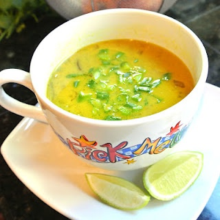 Crockpot Coconut Curry Soup Recipe