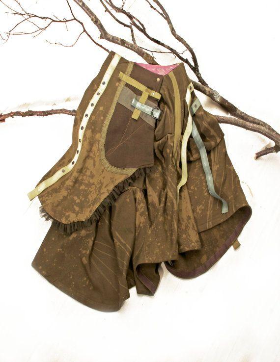 Skirt wraparound handmade via Etsy.