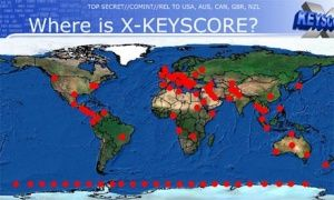 XKeyscore: NSA tool collects 'nearly everything a user does on the internet' XKeyscore map