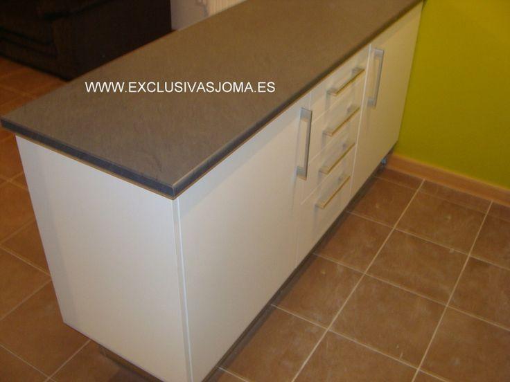 Más de 1000 imágenes sobre muebles para cocina en pinterest ...