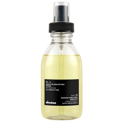 New Ways to Fight Frizz: Davines OI Oil http://www.instyle.com/instyle/package/summertrends/photos/0,,20601257_20601244_21169199,00.html#