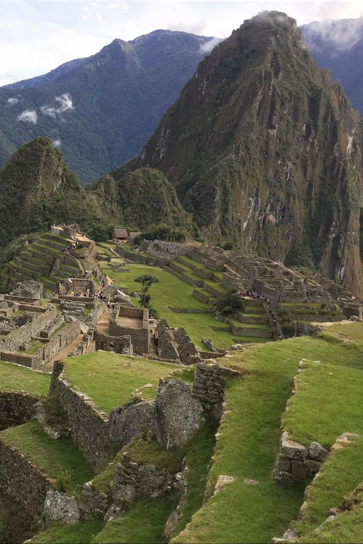 This is just one of the views of Machu Picchu. There are so many different angle view points which makes it the magical place that it is.