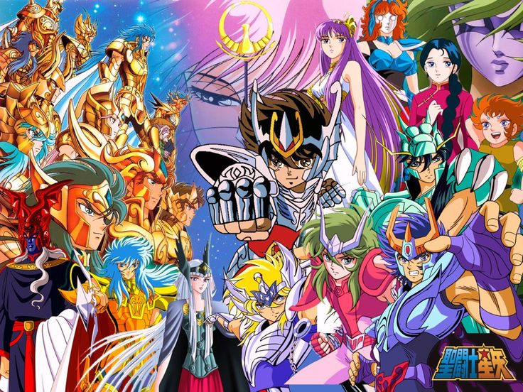 Saint Seiya Episode 1-114 (End) Subtitle Indonesia | Download Mp4 3Gp