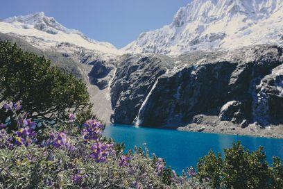 Santa Cruz Trekking - atemberaubende Berglandschaften in der Cordillera Blanca