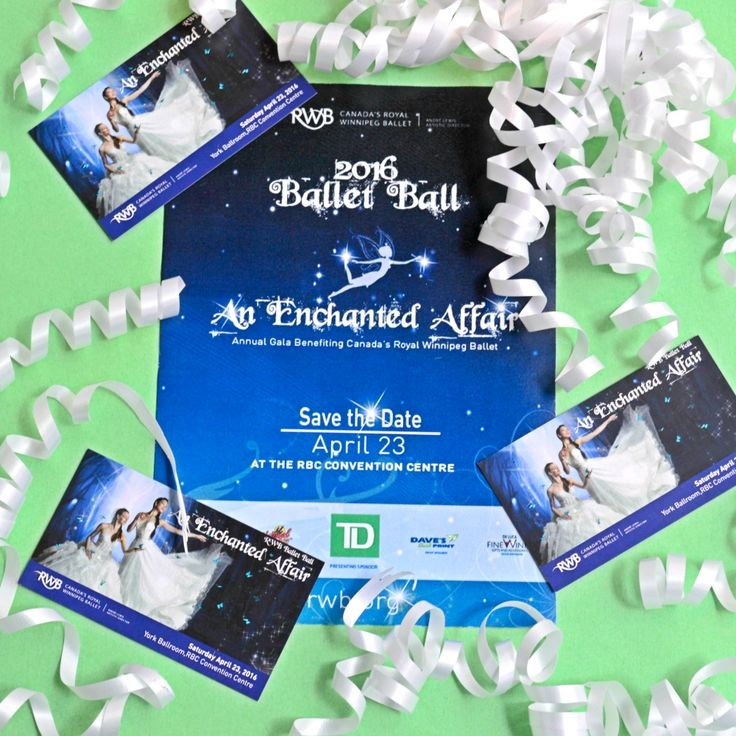 This years RWB Ballet Ball: An Enchanted Affair is only 3 days away! Tickets are still available for all who are interested! #RWBBalletBall