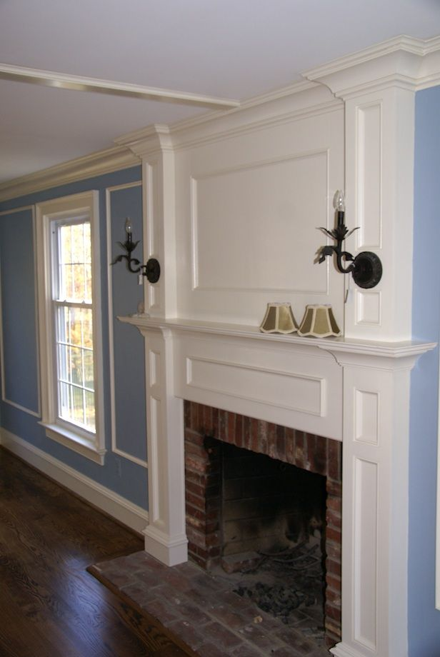 72 best Mantels images on Pinterest Fireplace ideas Fireplace