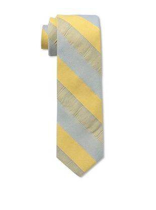 57% OFF Gitman Men's Multi Stripe Tie, Yellow