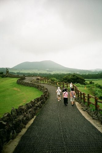 Jeju Island, South Korea: