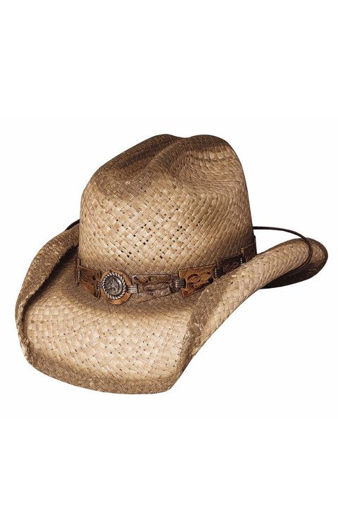 Kids' Cowboy Hat - Straw Horseplay Western Hat by Bullhide