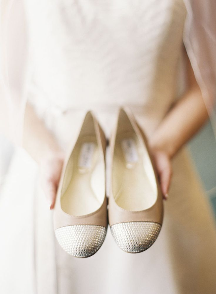 Jimmy Choo Ballet Flats | photography by http://www.carolinetran.net/