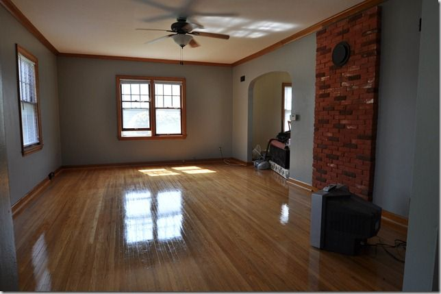 Wood Stain Trim With Gray Walls Will Then Be Painted Grey Matters The Same Color As Our Wall Paint Colors