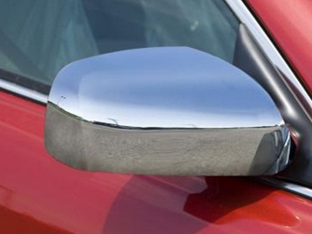 QAA PART MC27130 fits CAMRY 2007-2011 TOYOTA (2 Pc: ABS Plastic Mirror Cover Set, 4-door) MC27130