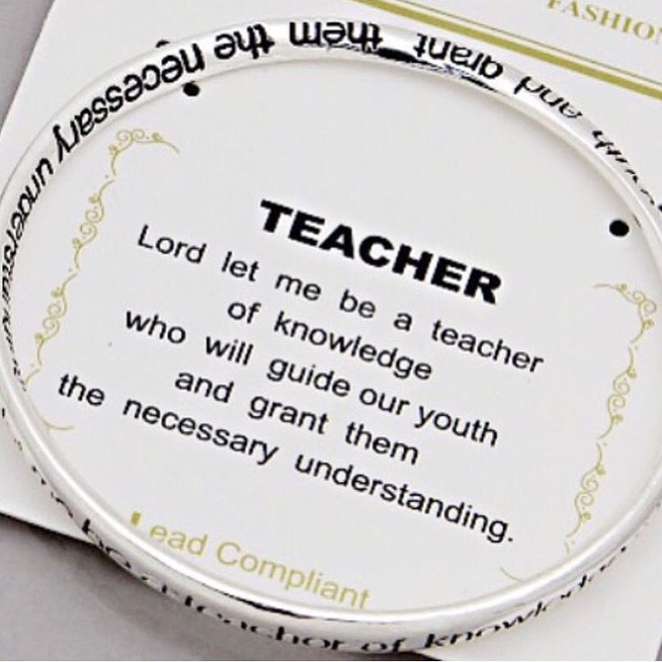 Teacher Bangle · Frou Frou & Frill · Online Store Powered by Storenvy