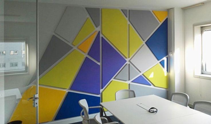 Office Meeting Room Mylan in Milan by Am4design
