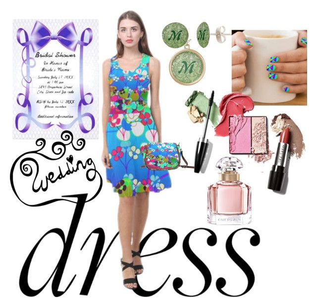So Pretty: Dreamy Dress by #sandyspider on #Polyvore featuring MINX, #dress, #wedding and #bridalshower #invitation Dress from #Artsadd http://www.artsadd.com/shop/abstract_colorful_flowers_blue_colors_atalanta_casual_sundress_model_d04-1343631.html?rf=14629 and #card from #Zazzle https://www.zazzle.com/blue_bow_and_ribbon_border_bridal_shower_invite-256699309716262442?rf=238857335784557366