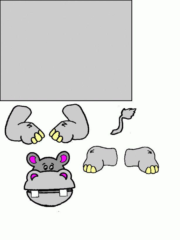 wc rol Nijlpaard