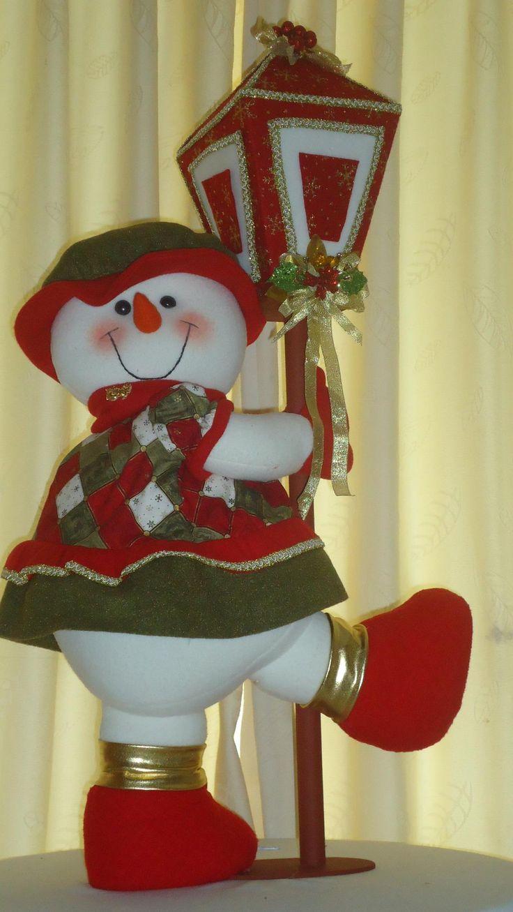 muñecos 5: niña de nieve