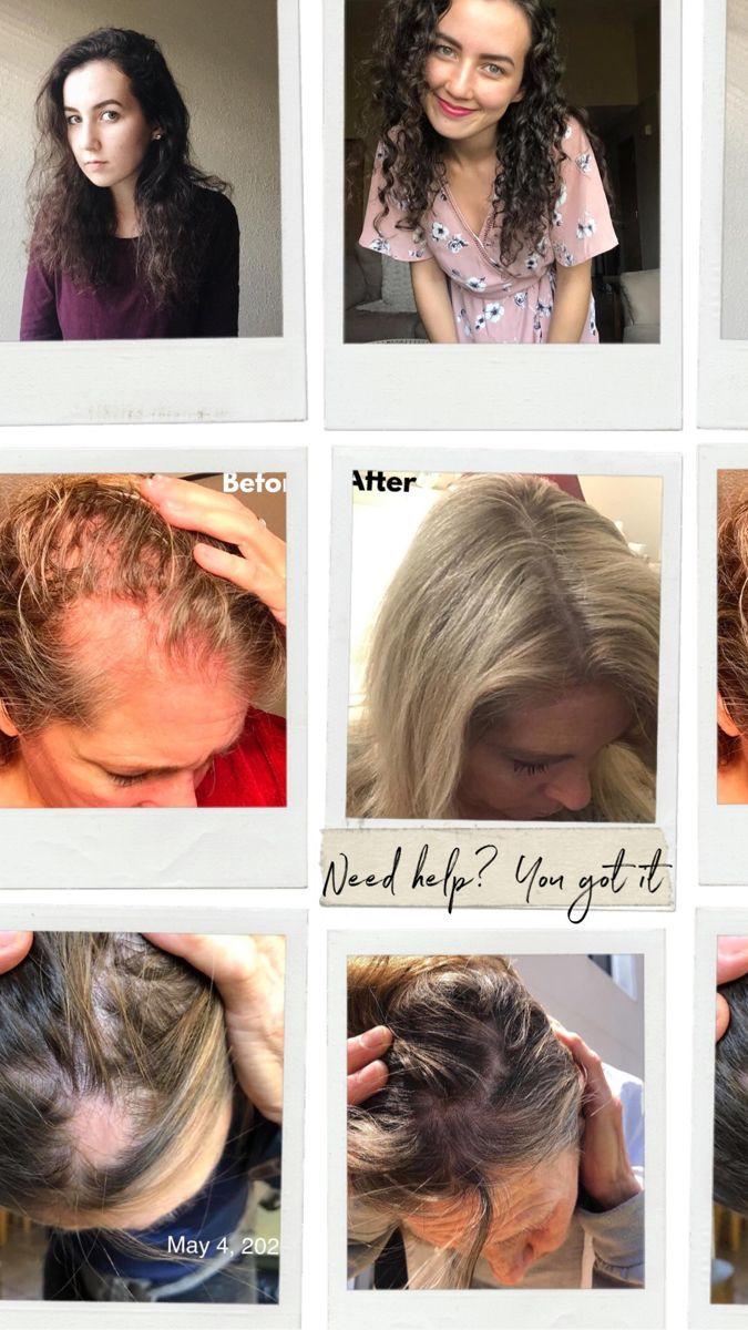 monat hair transformations in 2020 Hair transformation
