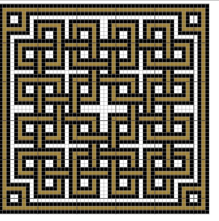 Norse charted designs – southwarkstitches