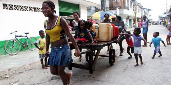 El 52 % de los habitantes en Colombia salió de la pobreza. En el Pacífico solo lo hizo el 41 %.