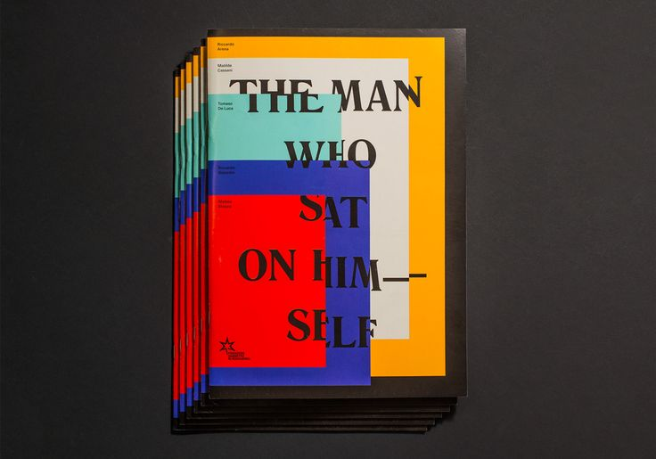 The Man who sat on Himself on Behance