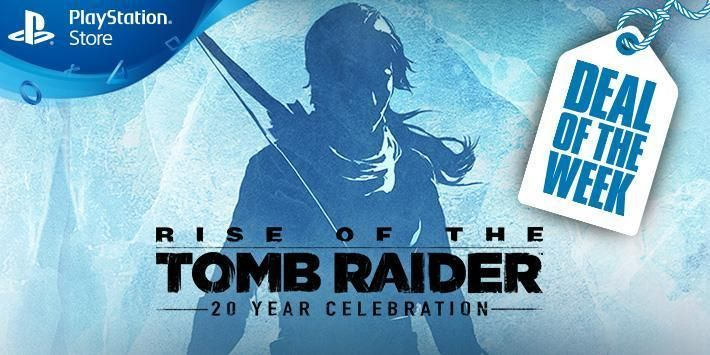 Get up to speed with Lara's latest adventure in our Deal of the Week, Rise of the Tomb Raider, on PlayStation Store. #fashion #style #stylish #love #me #cute #photooftheday #nails #hair #beauty #beautiful #design #model #dress #shoes #heels #styles #outfit #purse #jewelry #shopping #glam #cheerfriends #bestfriends #cheer #friends #indianapolis #cheerleader #allstarcheer #cheercomp  #sale #shop #onlineshopping #dance #cheers #cheerislife #beautyproducts #hairgoals #pink #hotpink #sparkle…