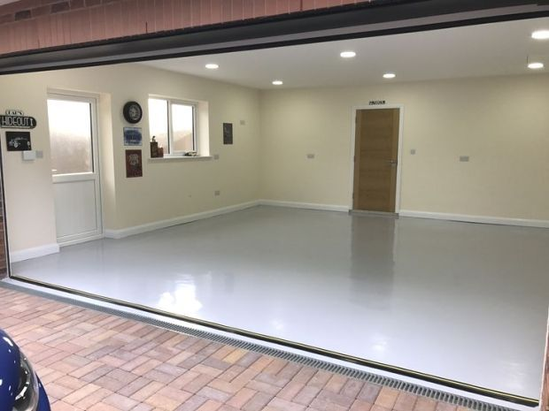 Garagefloorpaint Garagepaint Floorpaint Garagepainting Garagefloor Epoxypaint Epoxyresin Garage Floor Paint Garage Floor Garage To Living Space