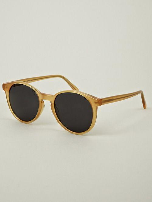 Illesteva Lily Blond Sunglasses
