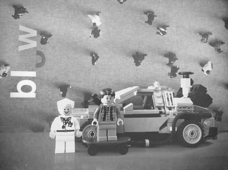 Belfast Photo Festival plans to build a DeLorean with photographs to coincide with the year 2015 that Marty McFly travelled to in Back To The Future 2! help make this happen here https://www.kickstarter.com/…/125390…/delorean-print-project BLOW loves this (and Lego) #BLOWPhotoLite  issue 10 // adam magyar // http://blowphoto.com/issues/issue-10