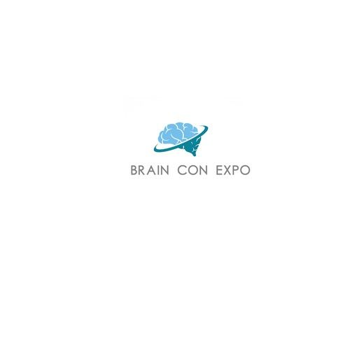 State-of-the-art logo for state-of-the-art nonprofit! Help revolutionize Brain Con Expo 🌟 Design by Classic Art