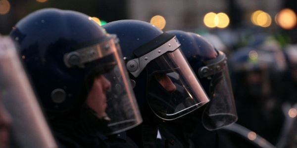 """petition: St. Louis Police Chant """"Whose Streets, Our Streets"""" While Arresting Protesters"""