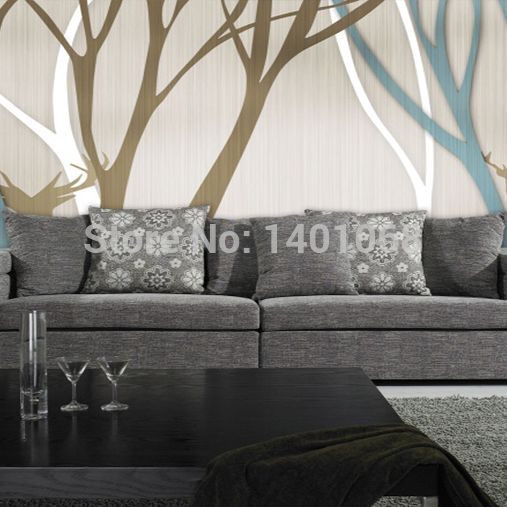 Find More Wallpapers Information about High quality Modern Luxury 3d wallpaper 3D wall mural papel de parede photo wall paper Dream woods papel pintado,High Quality wallpaper support,China paper lantern with light Suppliers, Cheap wallpaper border from MSM Co.,Ltd on Aliexpress.com