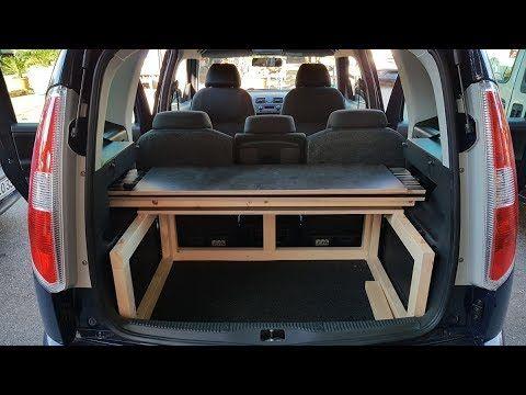 Neues Camping Bett Skoda Roomster in 2020 | Skoda, Honda ...
