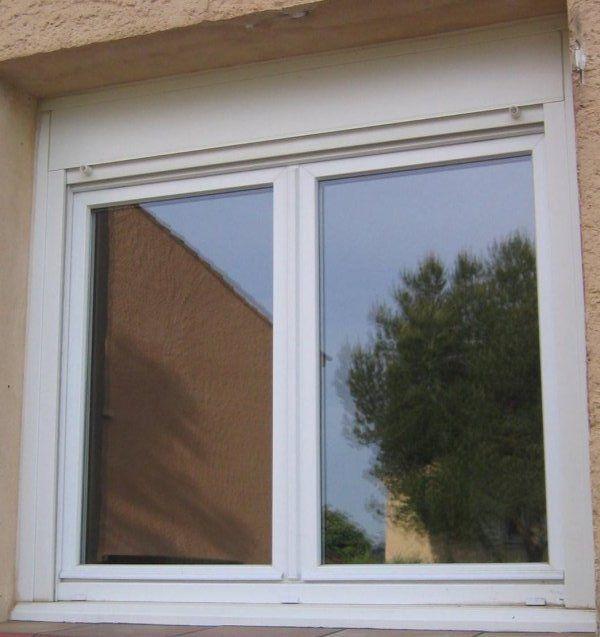 Travaux decoration tele 0658 77 15 95 menuiserie for Porte vitree aluminium
