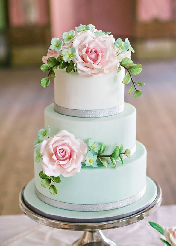Prettiest Wedding Cakes