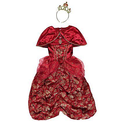 Disney Princess Belle Fancy Dress Costume | Kids | George at ASDA