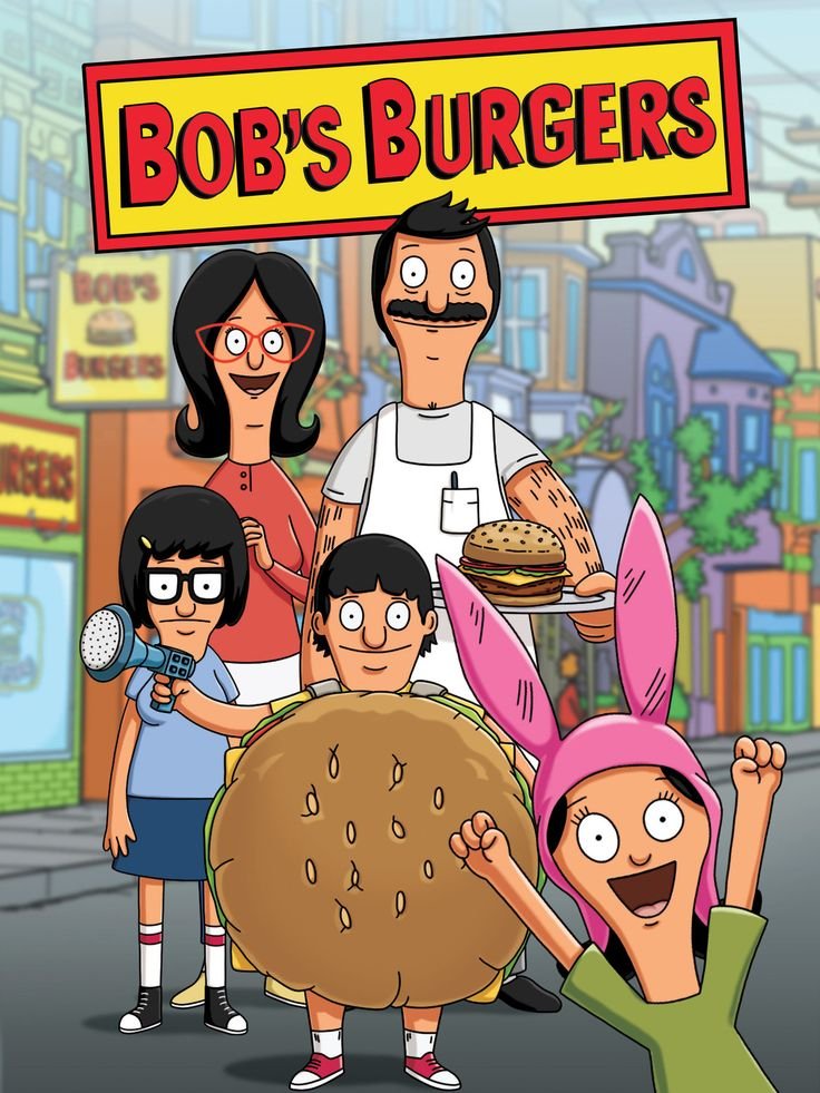 Bobs Burgers Wallpapers High Quality | Download Free