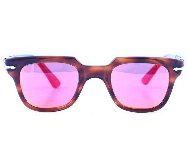 Persol 6192 Dark Brown Iridium Lenses