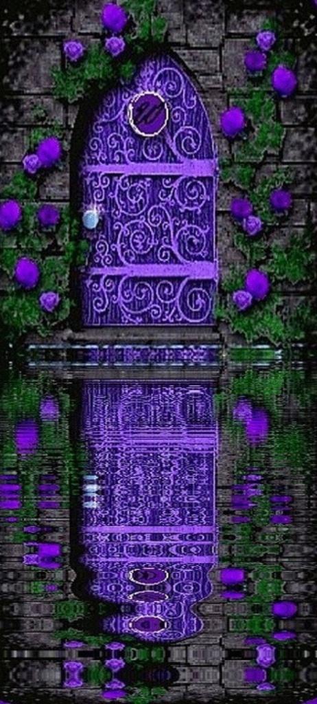 wonderful color & reflection