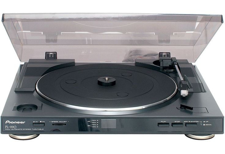 Read our Pioneer PL-990 Automatic Stereo Turntable review to see if this is the right belt drive turntable for your home entertainment setup.