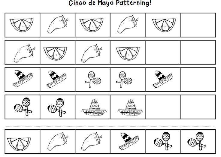 27+ Cinco de mayo coloring pages for preschoolers ideas