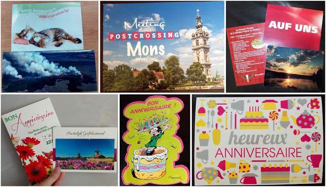 postcrossing, cartes postales, bullelodie Je reviens sur ma première semaine de vacances ! Voyage en logements insolites entre la Charente, Le Maine et Loire et la Vendée =) http://www.bullelodie.com/2015/08/potins-155-et-156.html
