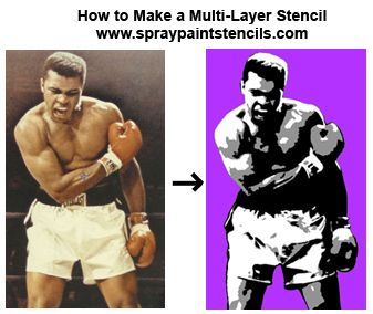 multi layer stencil HOW TO.... this is the one i've been looking for!!!