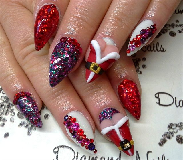 Top 445 Ideas About Hideous WTF Nails On Pinterest