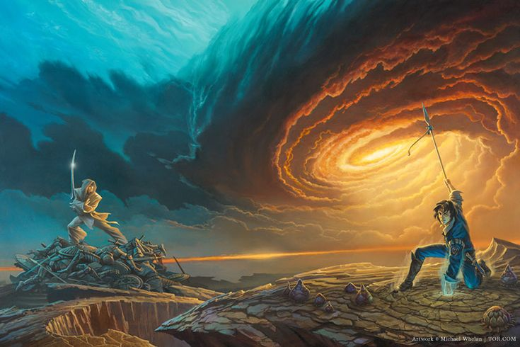 I cannot recommend this series enough - fantastic work by Sanderson.  Words of Radiance Stormlight Archive Brandon Sanderson Michael Whelan