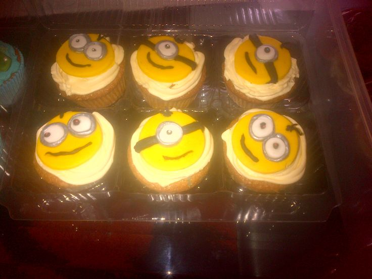 Minions for my Minion .... Made by me with Love