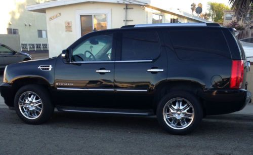 2008 Cadillac Escalade Sport Ebay Motors From Different