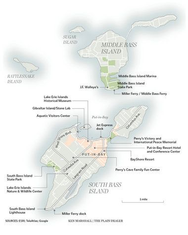 singles in put in bay Put-in-bay is a village located on south bass island in put-in-bay township, ottawa county, ohio,  put-in-bay airport offers a single, unlit, .