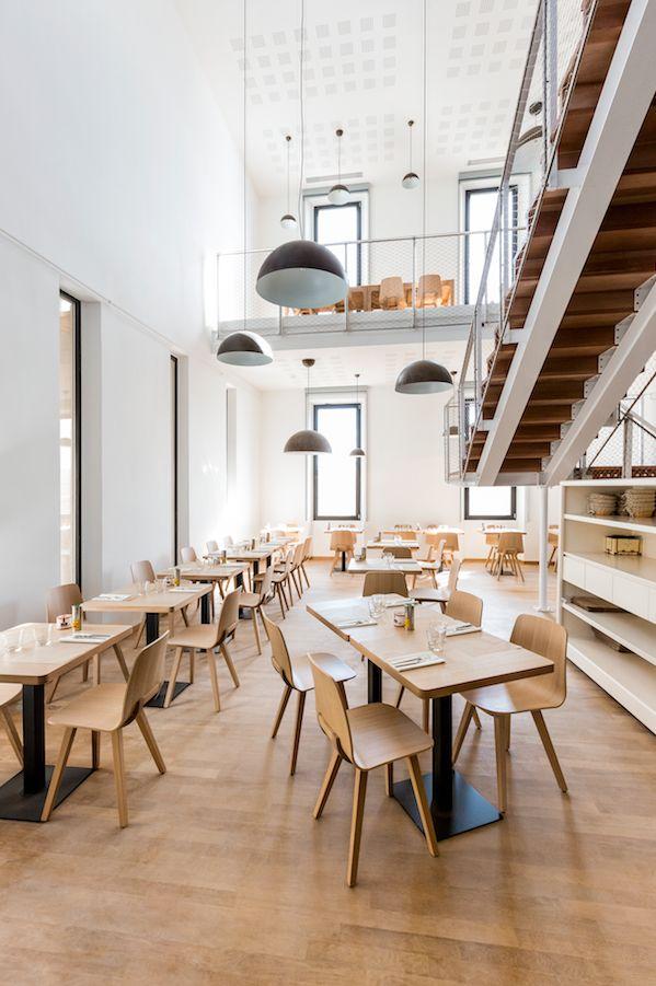Le Café Gérald Passedat Le Môle MuCEM ©RichardHaughton